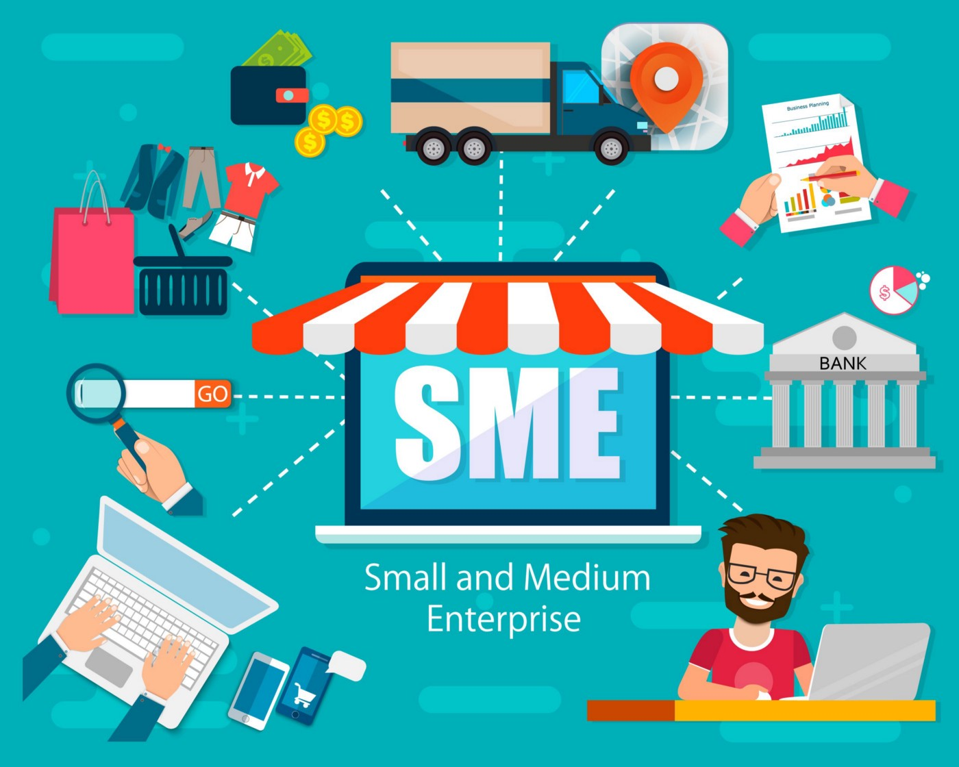 It's time to walk the talk on SMEs