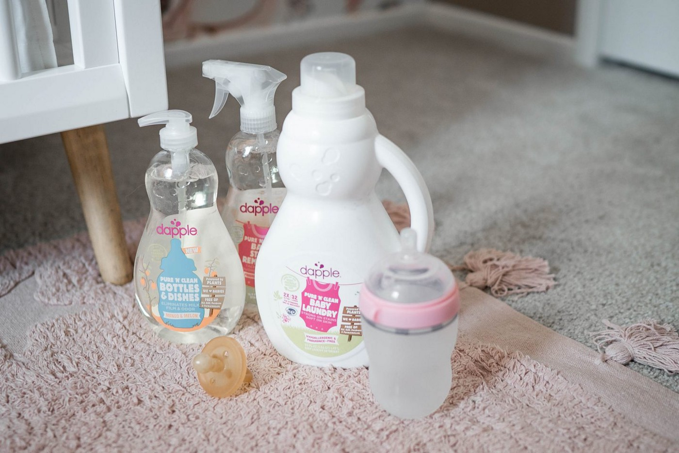 My Favorite Newborn Essentials featured by popular Orange County lifestyle blogger, Dress Me Blonde