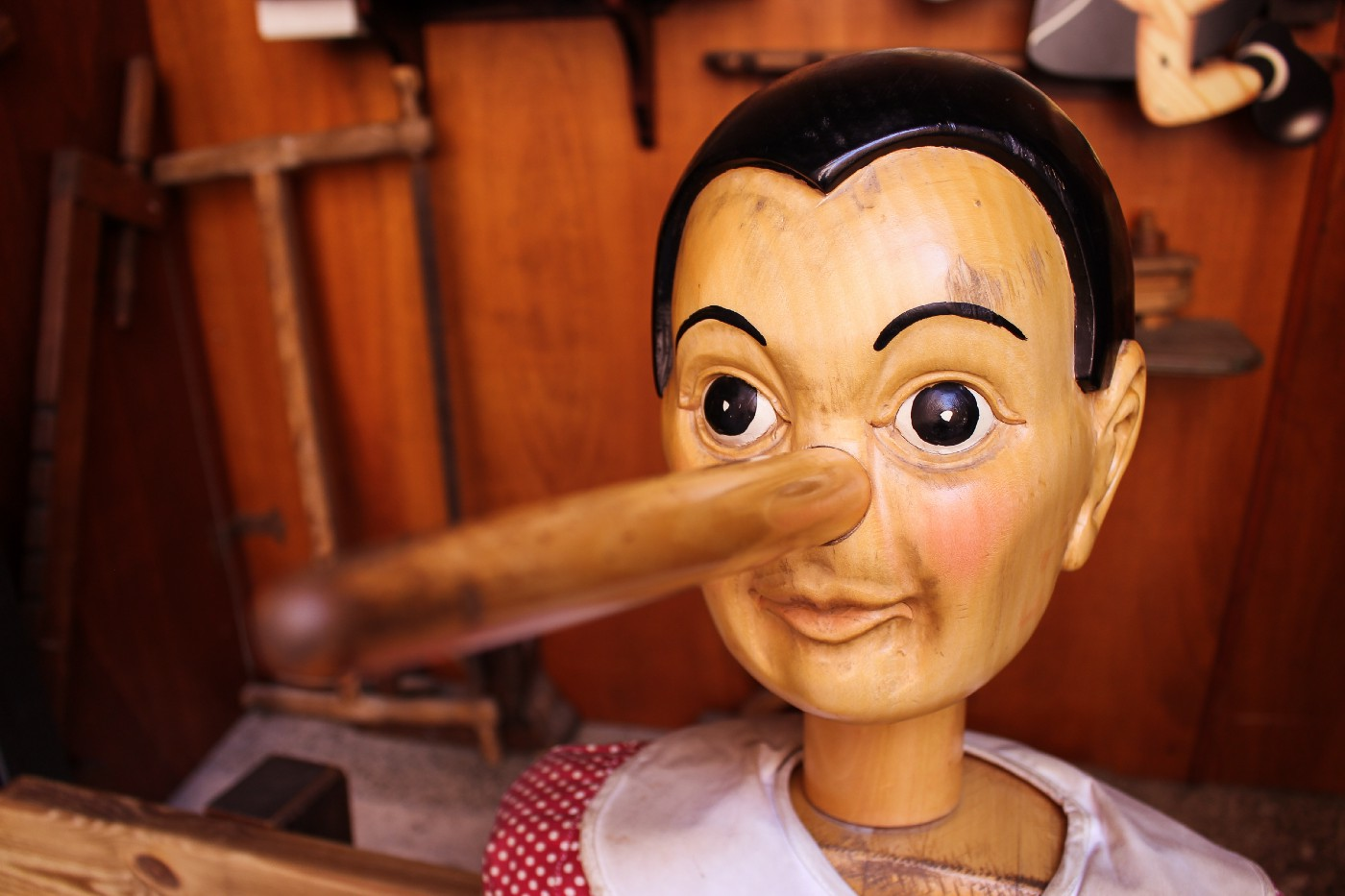 This is a picture of Pinocchio.