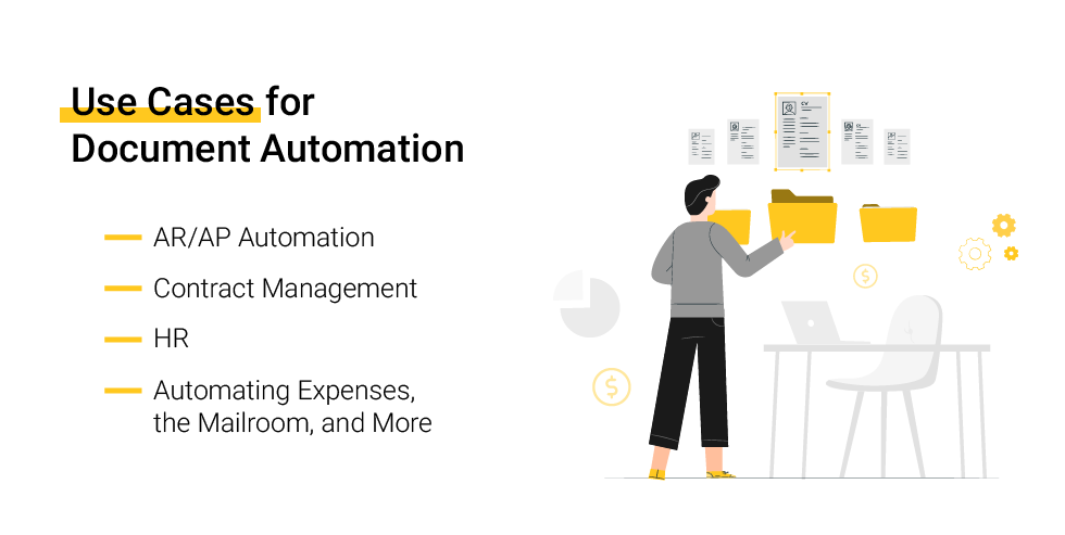 Document Management and Automation Use Cases