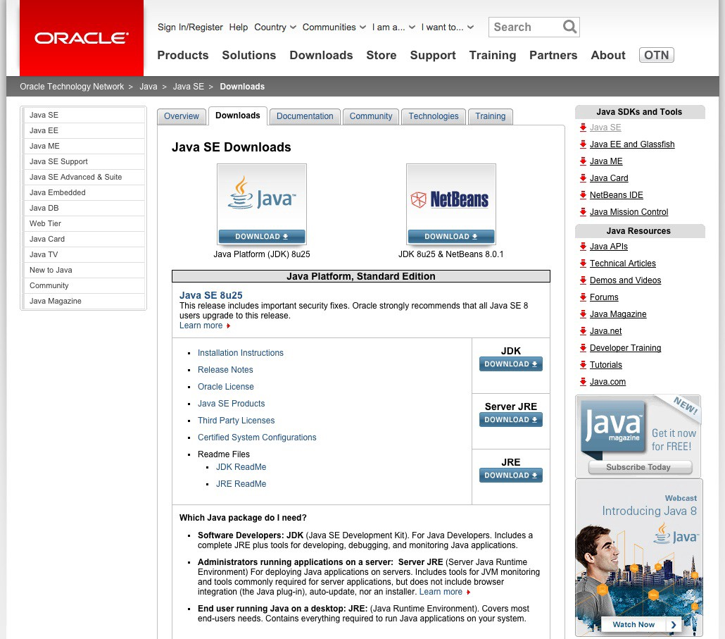 Download Java Se 6 Runtime For Mac