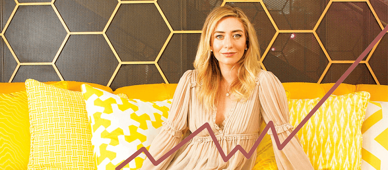 Bumble's CEO Whitney Wolfe