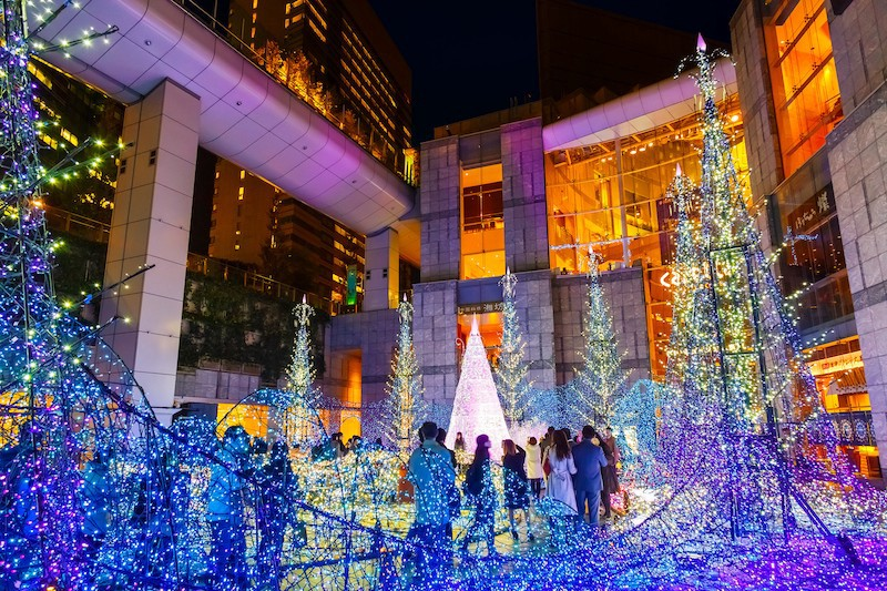 Christmas in Japan - A Different Side of Japan