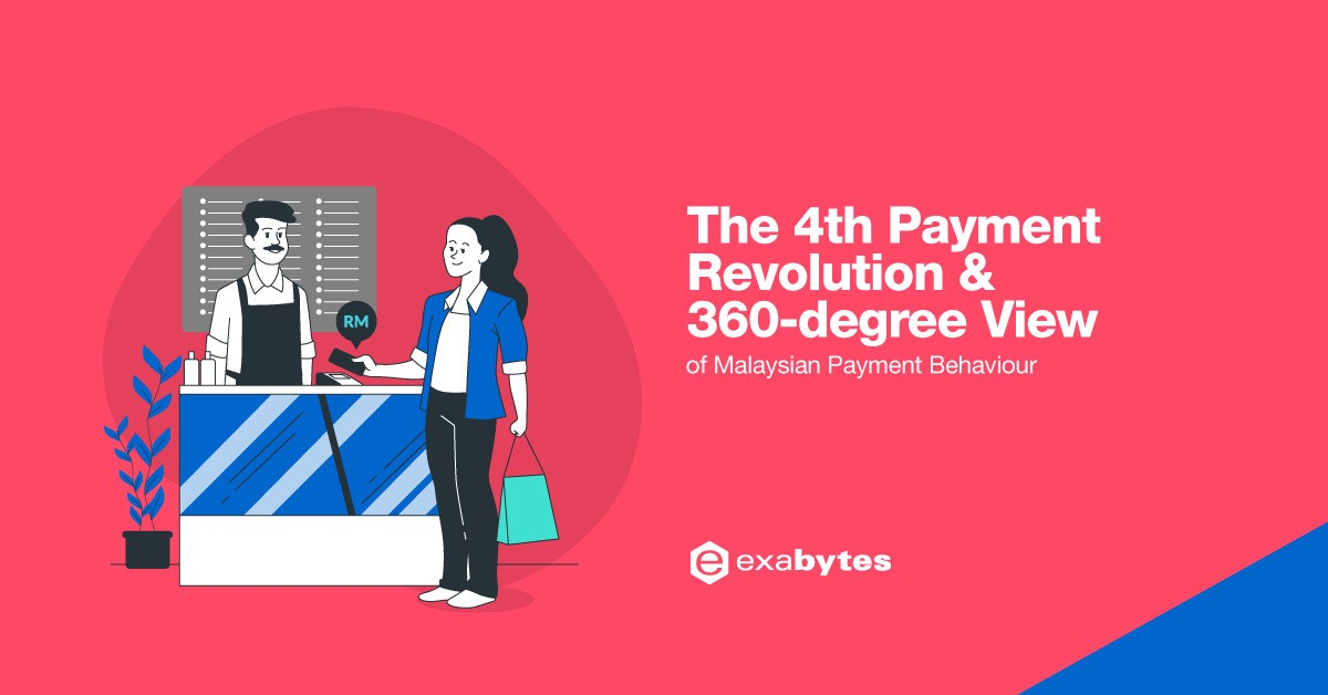 The 4th Payment Revolution & 360-degree View of Malaysian Payment Behaviour