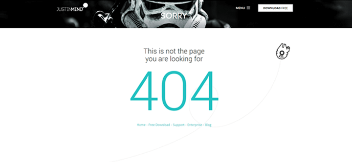 6 best practices for 404 pages with killer UX - UX Planet