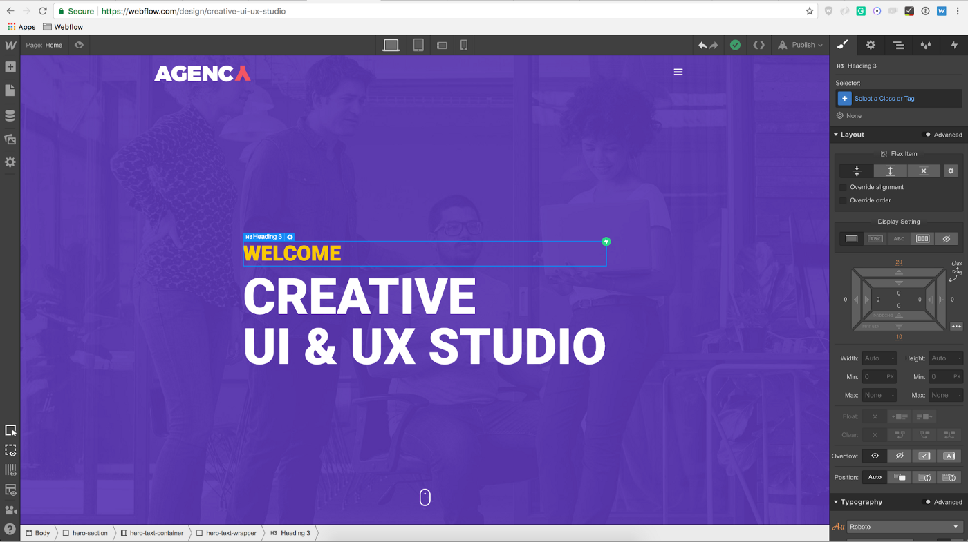 From Sketch to Webflow: how to turn mockups into live websites