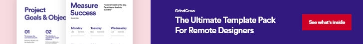 Grind Crew - Grind Kit - The Ultimate Template Pack For Remote Designers