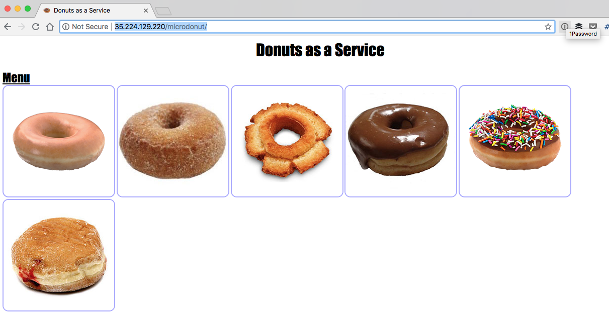 """Distributed Tracing with Java """"MicroDonuts"""", Kubernetes and the"""