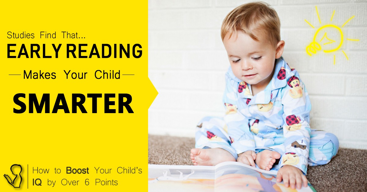 Give Your Child the Most Important Skill in Life—Reading.