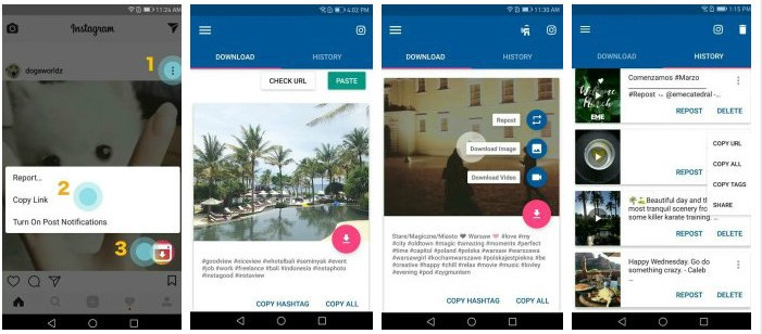 The 3 Easy Ways to Save Instagram Videos on Android, iOS and