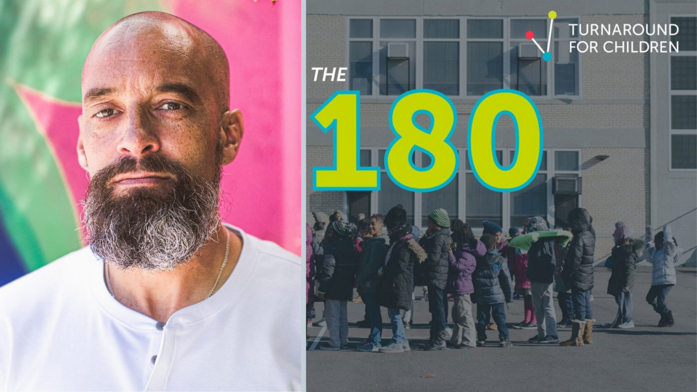 Jeff Duncan-Andrade on Turnaround's The 180 Podcast