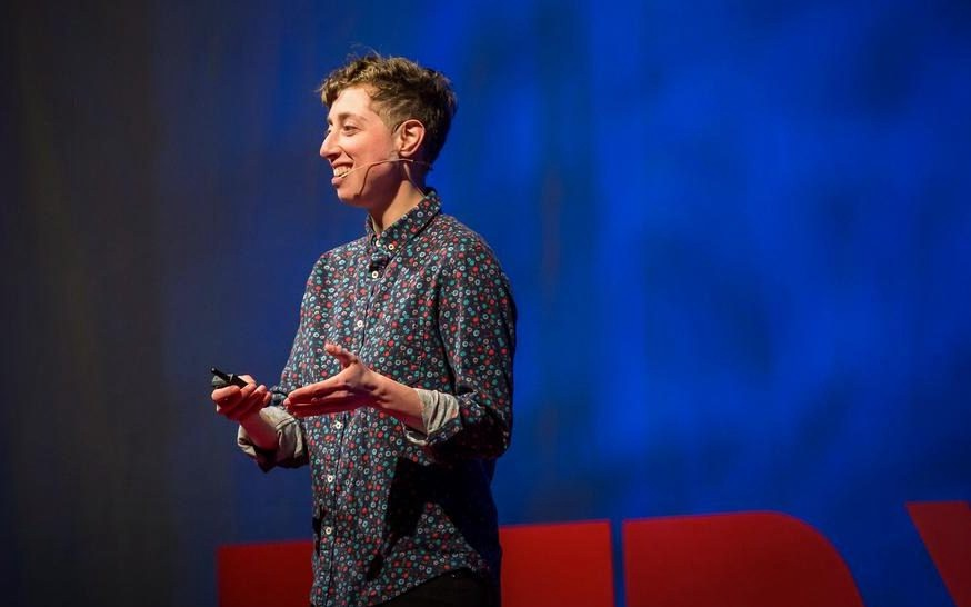 Emilie Wapnick, author of How To Be Everything, gives TED talk about Multipotentialites