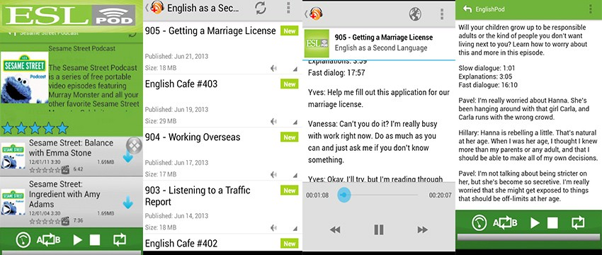 Best Android Apps to Learn English - FloTape Post - Medium