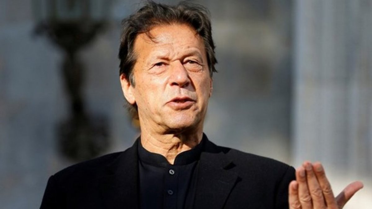 Imran Khan calls on the international community to 'engage' with Taliban