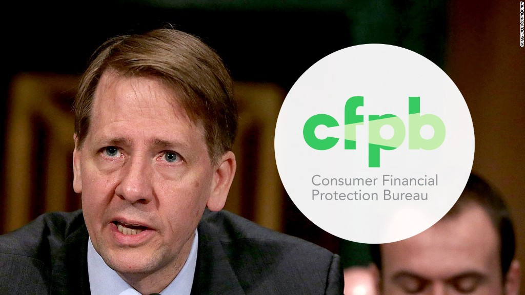 What is the CFPB?