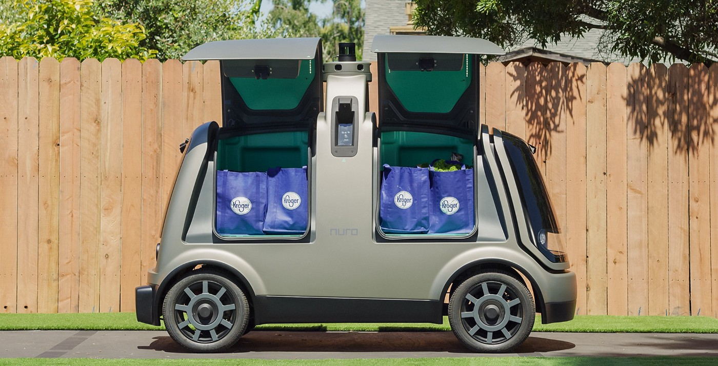 Self-Driving Delivery