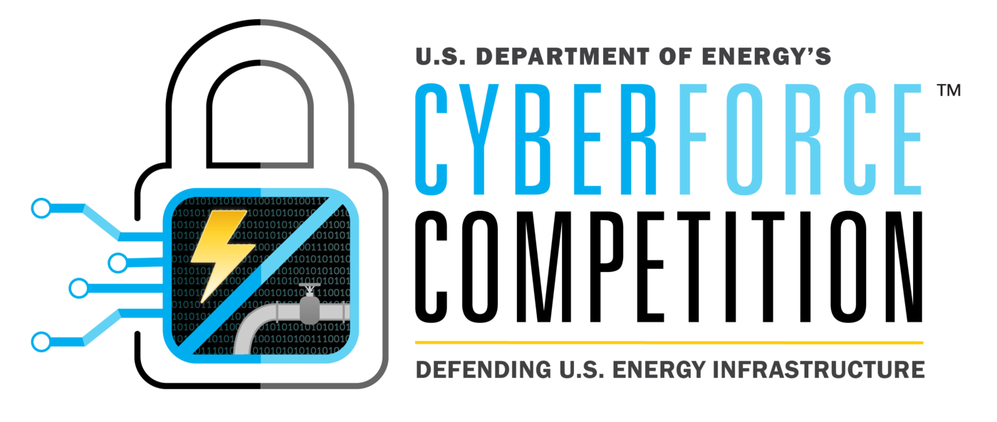 The Department of Energy CyberForce logo