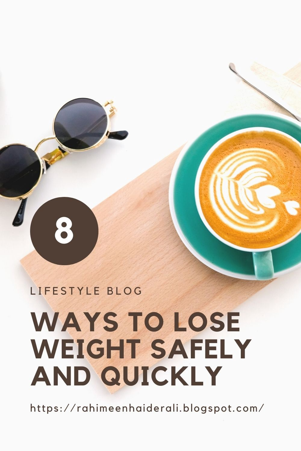 8 WAYS TO LOSE WEIGHT SAFELY AND QUICKLY