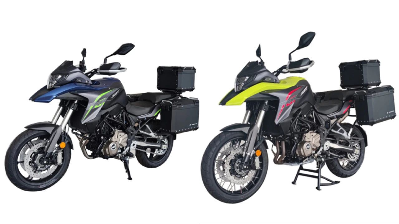 QJMOTOR 700ADV Is Coming Soon