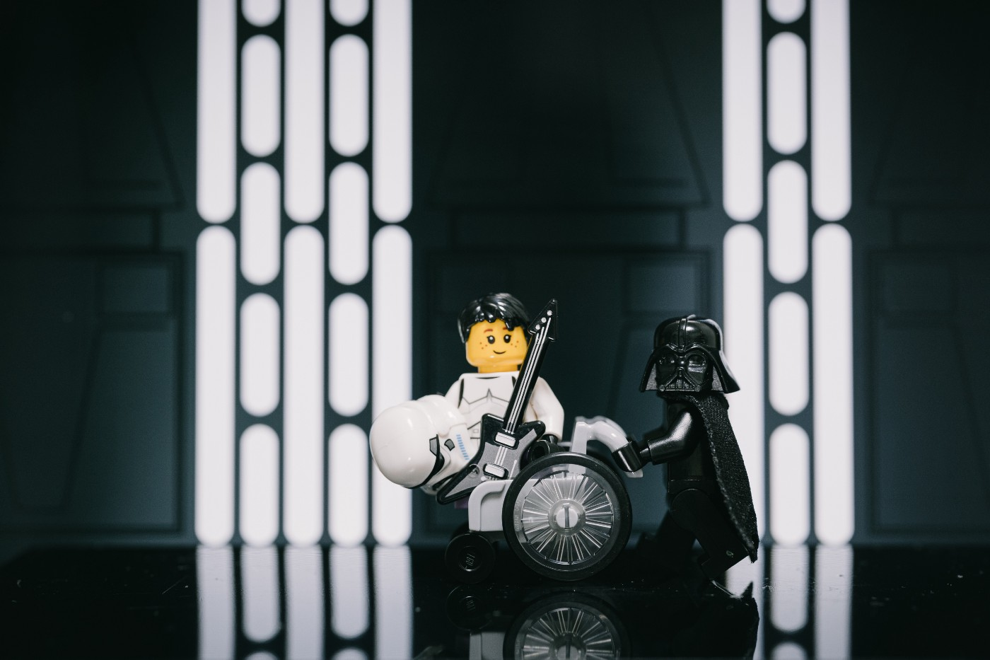 Star Wars lego figurines