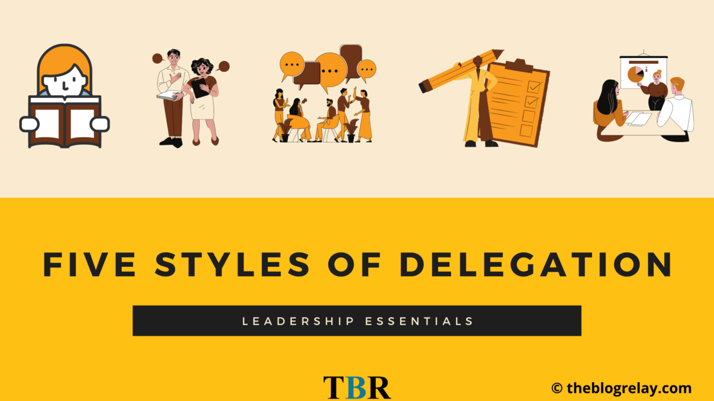Five styles of delegation