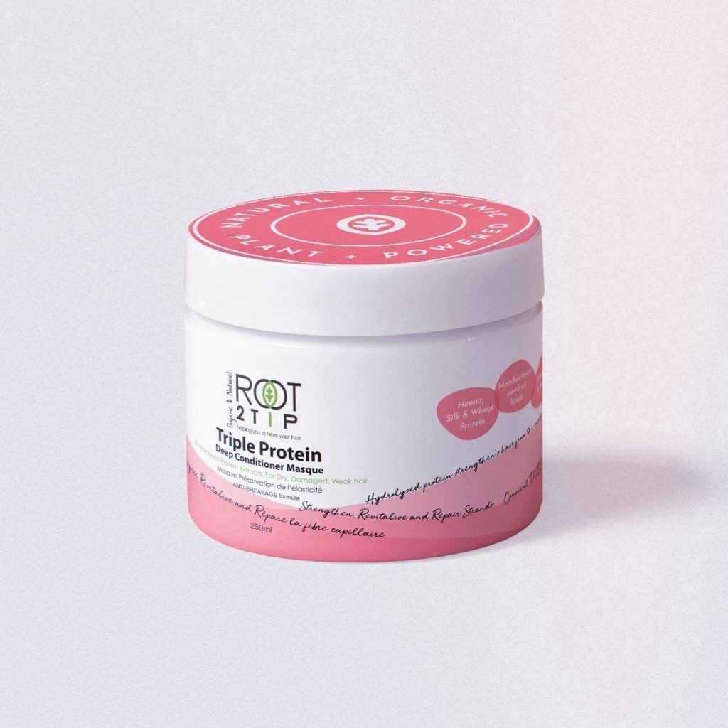 Ayurvedic hair growth products by Root2tip