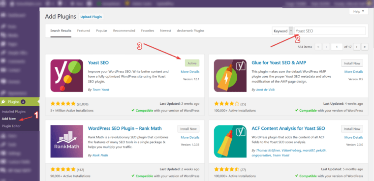 The SEO plugin of Yoast for WordPress is one of the most used.