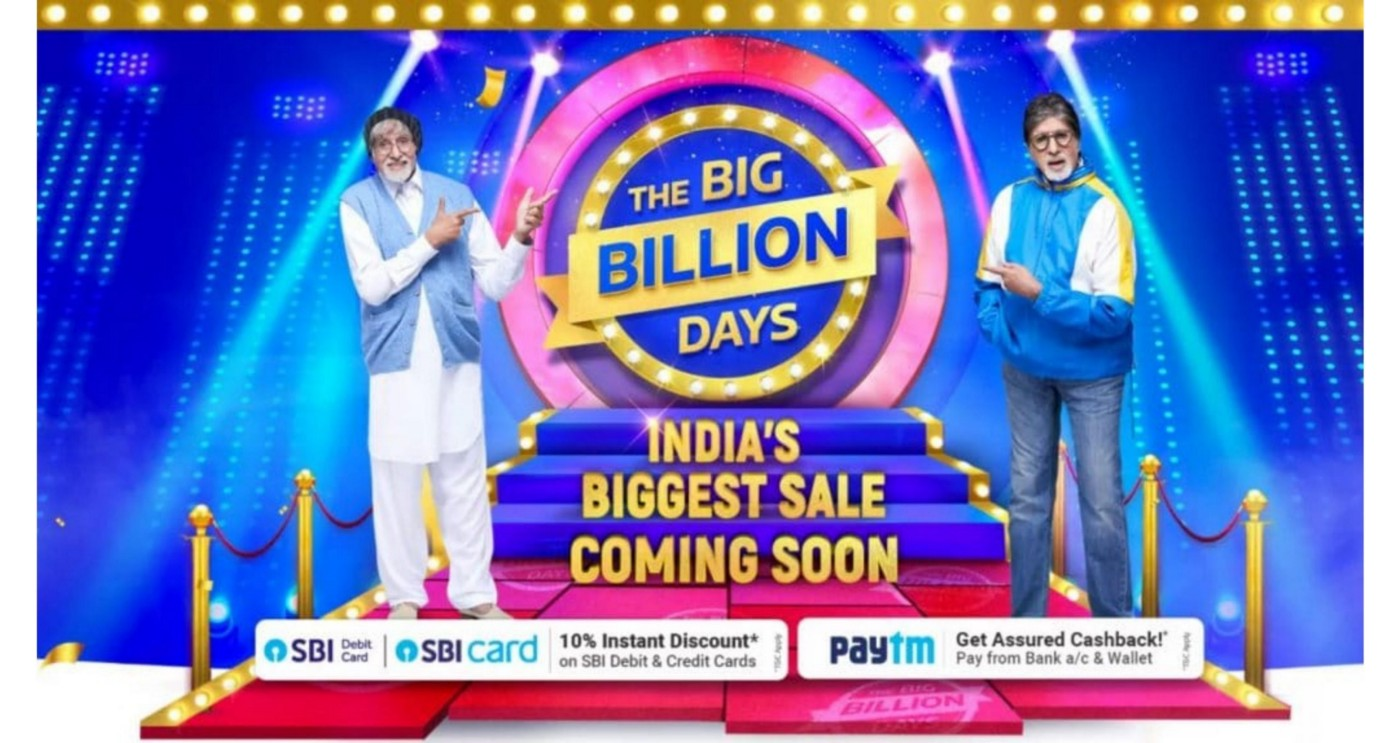 Flipkart Big Billion Days 2021: Best Offers and everything you know!