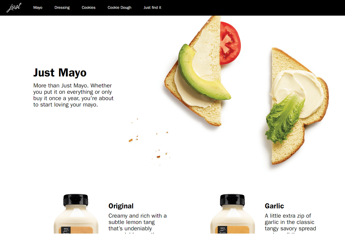 Hampton Creek - Site