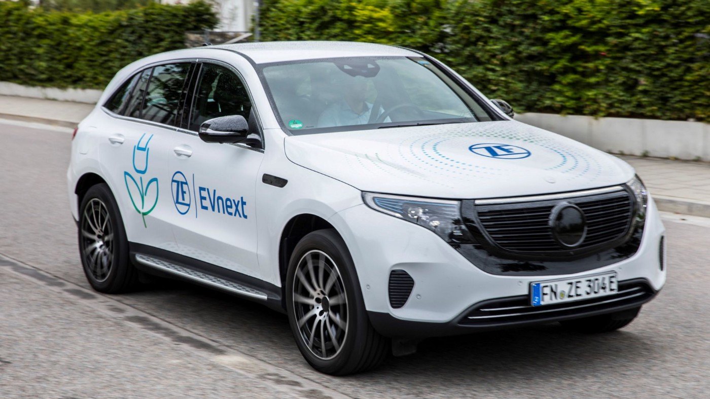 ZF sets supply stage for more sustainable mobility