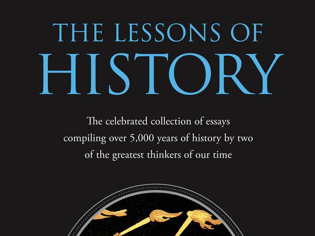 Sloww Durant The Lessons Of History Book Summary