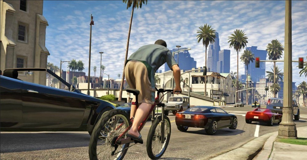 Those Who Like the GTA Series Will Like It with More than 8 Game Recommendations