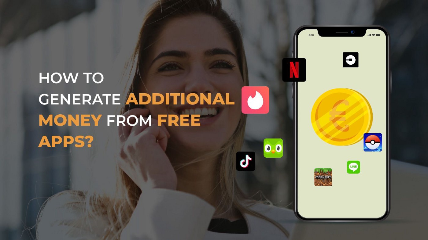 how free apps make money in 2020 how much money can you earn with free apps making money application agiletech
