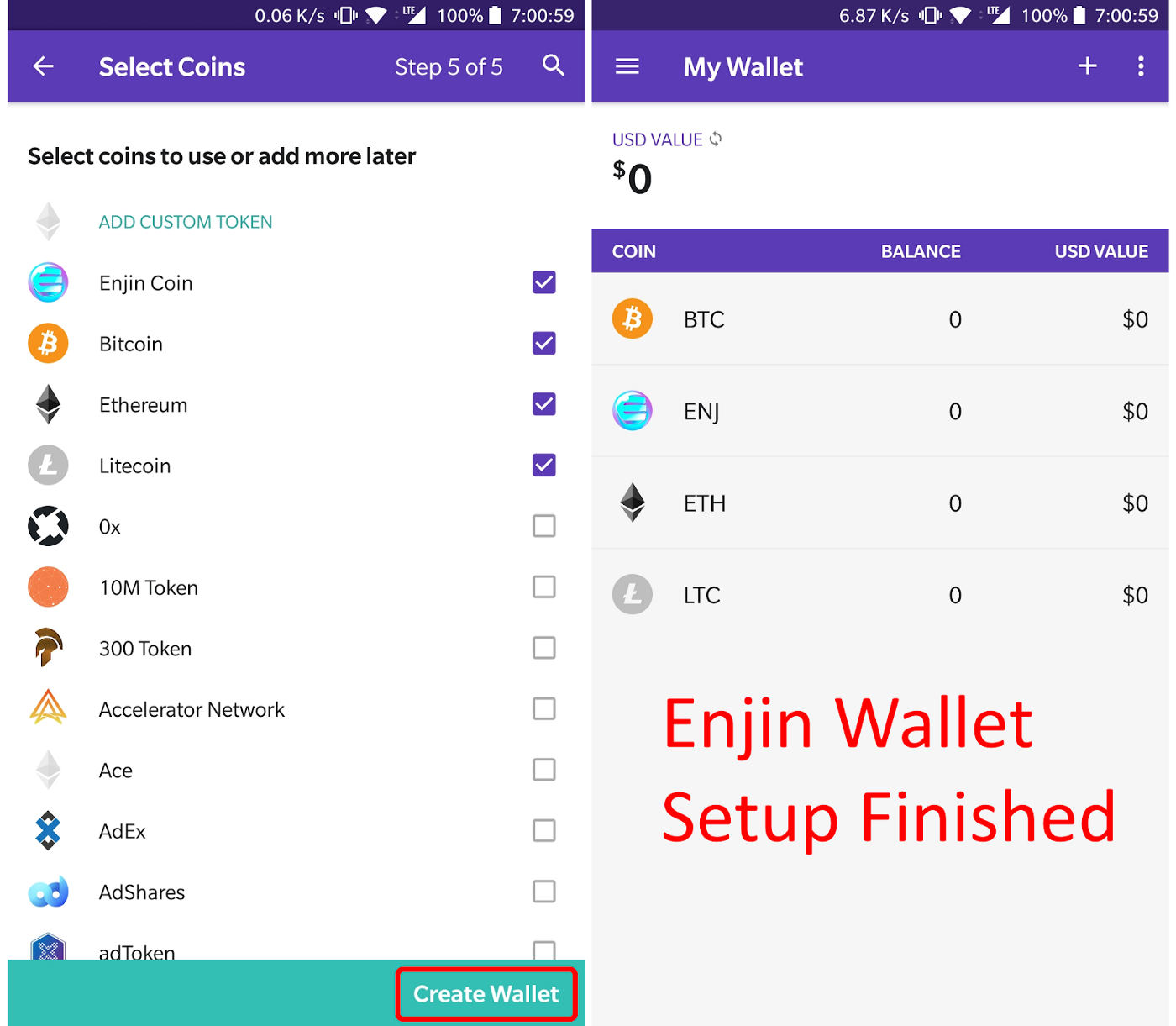 How to Use Enjin Wallet for Your ICO Investments - Enjin