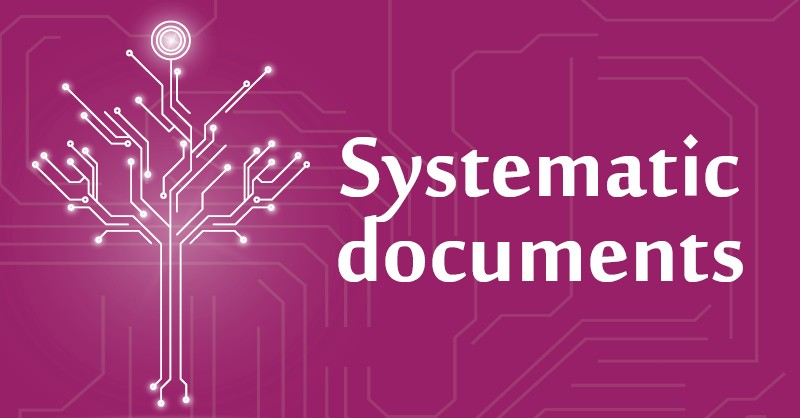 Systematic Documents