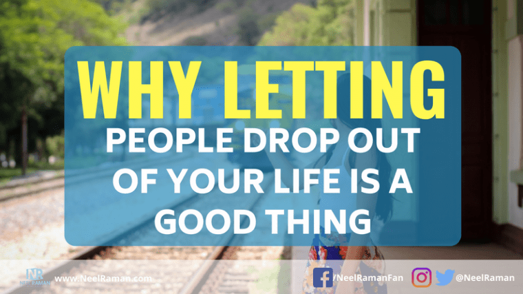 why you should remove people from your life