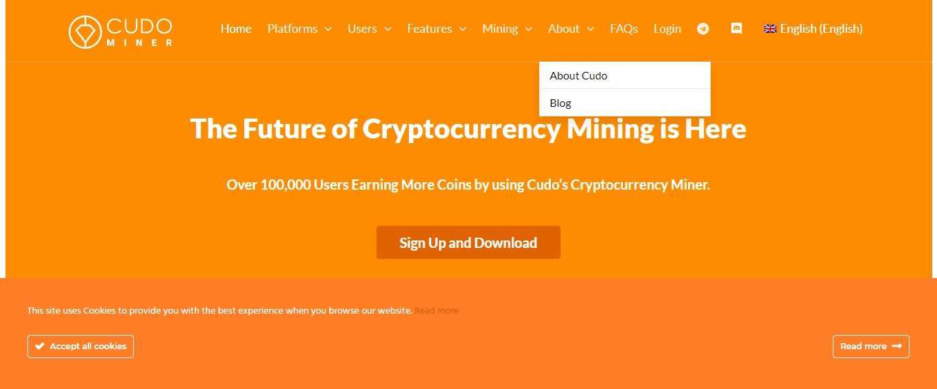 Cudominer.com Mining Review: Over 100,000 Users Earning More Coins