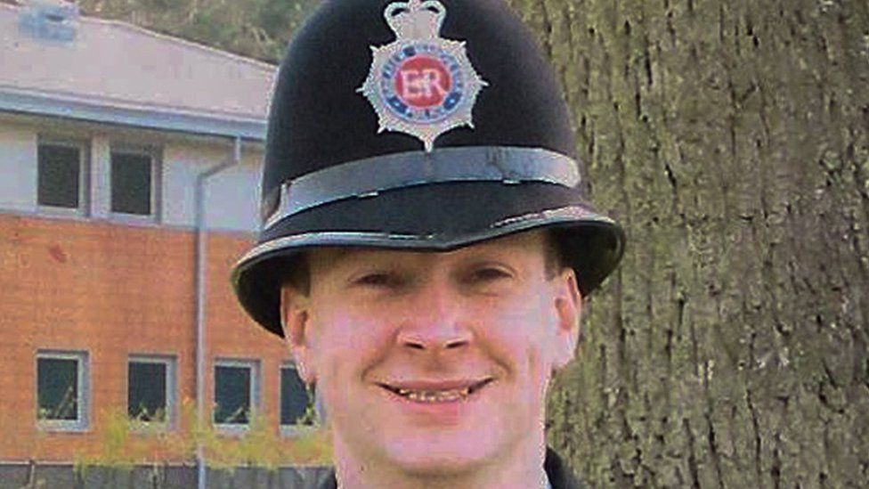 Greater Manchester police officer dies from COVID