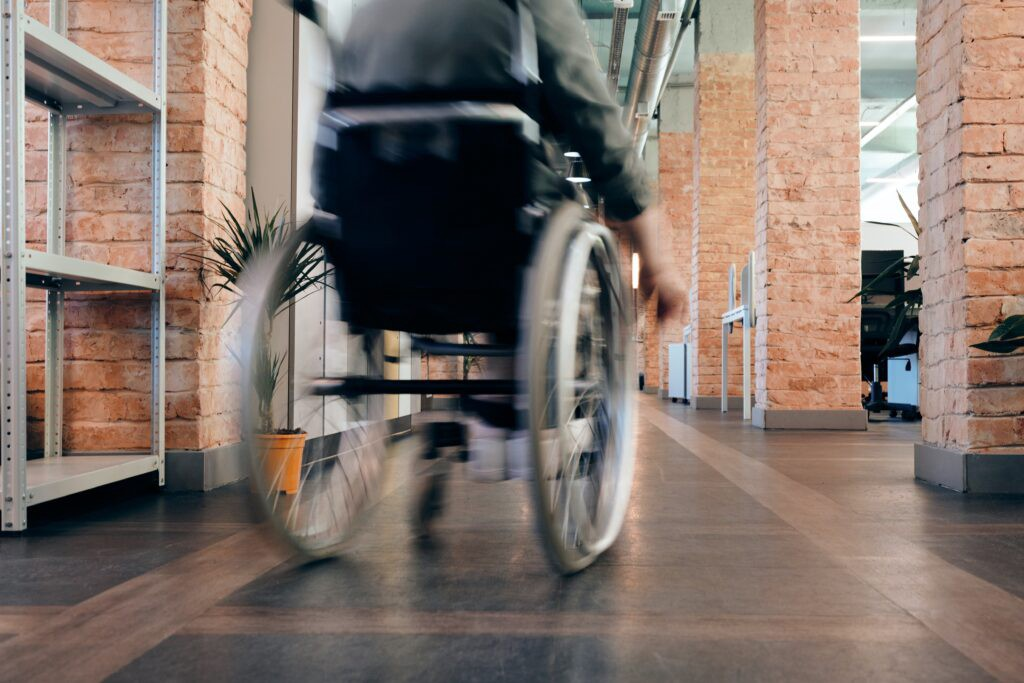 Rouzbeh Pirouz—Why accessibility for disabled people must remain after lockdown