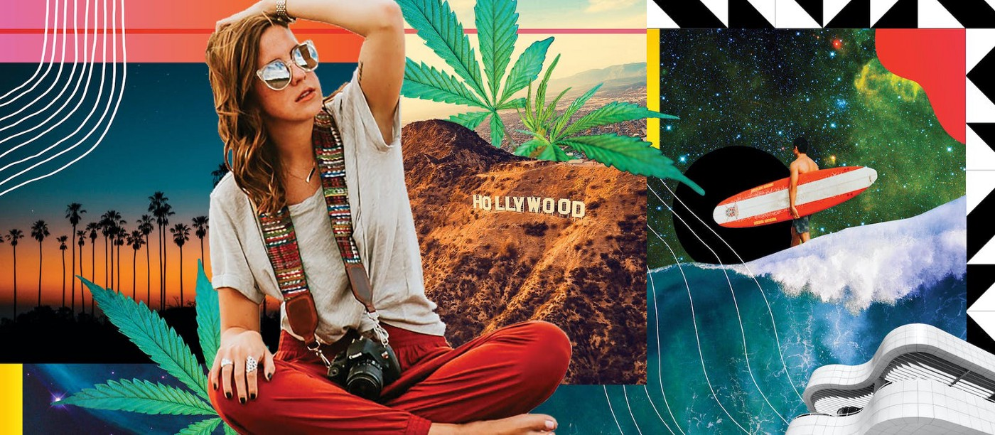 Best cannabis products to pack for summer adventures