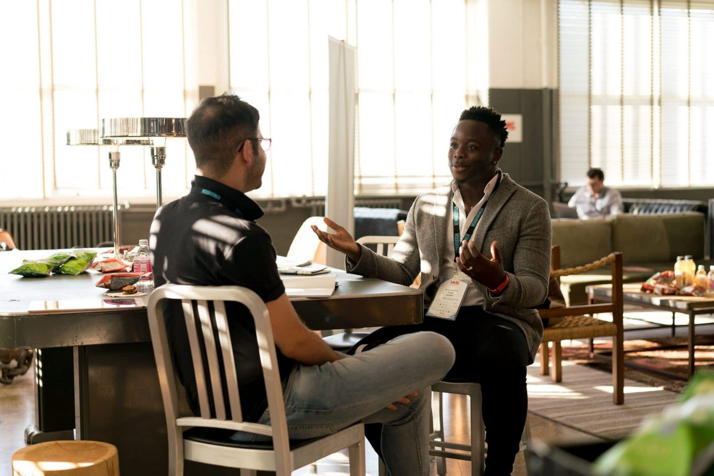 Coffee chats to get your first investment banking job