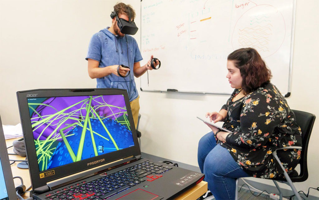 Developing Extended Reality Applications