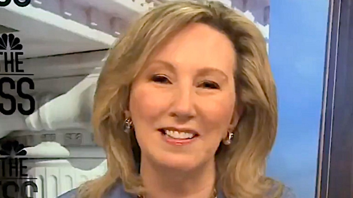 If Trump Vanished, Few Republicans Would Look For Him, Quips Ex-GOP Rep. Barbara Comstock