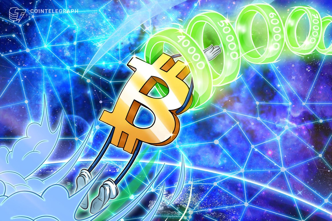 Bitcoin's race to $50K heats up as solid institutional backing continues – Mickael Mosse
