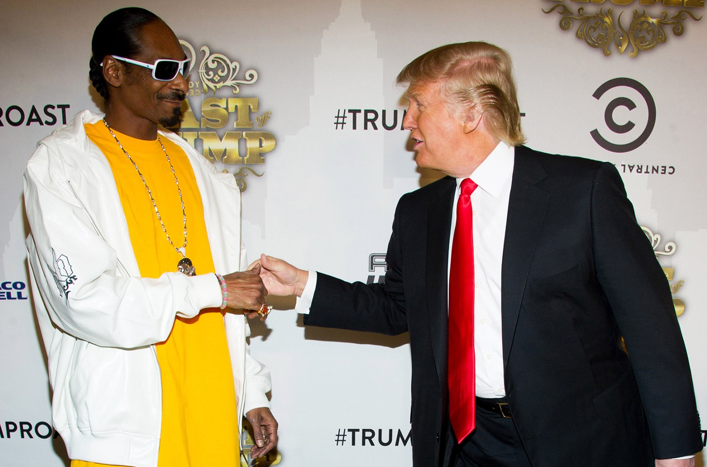 The Comedy Central Roast of Donald Trump: The Scriptures of Old and