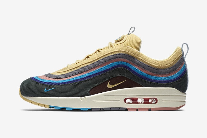 34e311bc The Sean Wotherspoon x Nike Air Max 1/97. A pair of these on StockX is  reselling for $829.