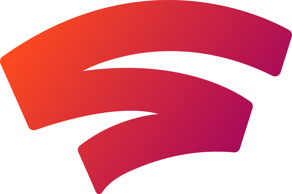 Official Logo for Google Stadia