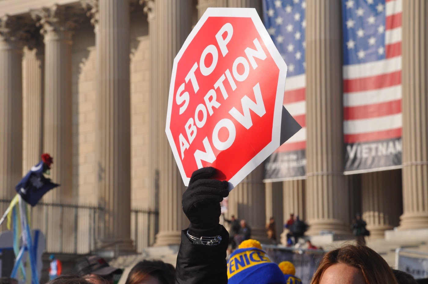 The Pro-Life Lobby isn't Righteous  It's Racist  - Dialogue