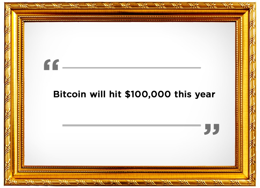 Total Recall: Revisiting Last Year's Epic Bitcoin Price Predictions